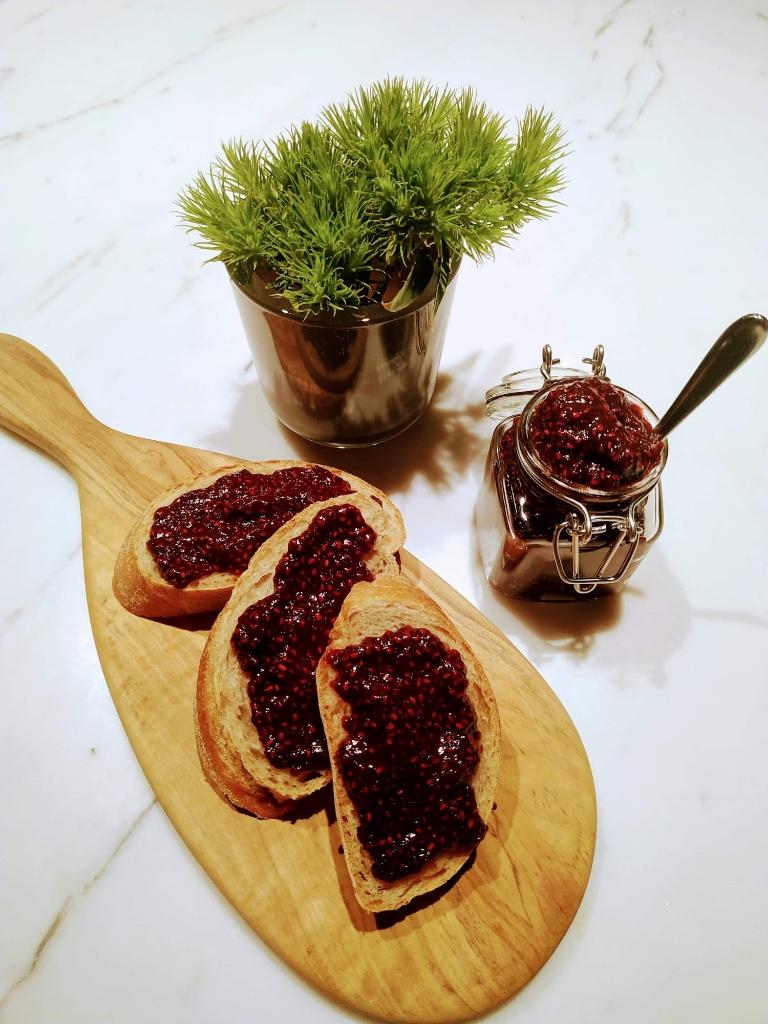 Domaća chia marmelada od višanja