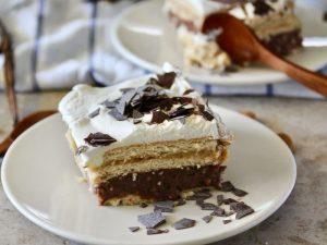 veganski kinder kolač