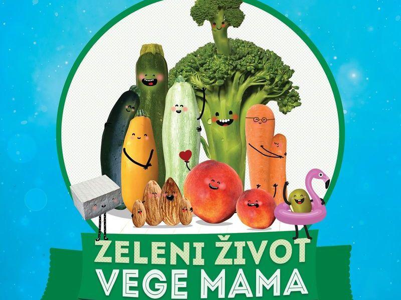 zeleni zivot vege mama