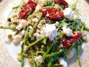 salata od bulgura